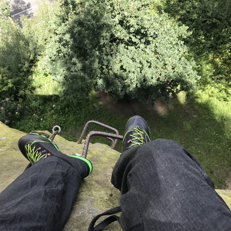 Foto 1 van Carsten bij Salewa - MS Vultur Vertical GTX - Bergschoenen