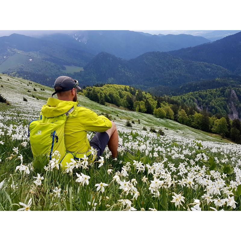 Foto 1 van Jelena bij Salomon - X Alp 30 - Tourrugzak
