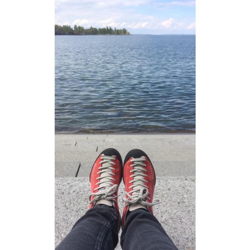 Foto 1 van Tanja bij Scarpa - Mojito - Hikingschoenen