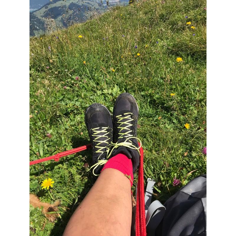 Foto 1 van Ulrike bij Scarpa - Women's Hydrogen Hike GTX - Wandelschoenen
