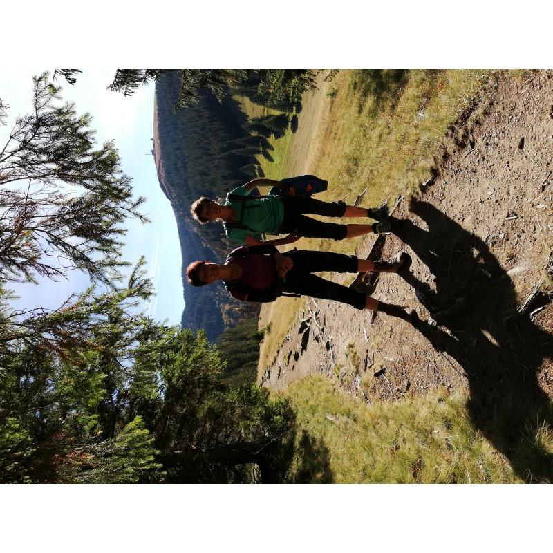 Foto 2 van Martina bij Scarpa - Women's Hydrogen Hike GTX - Wandelschoenen