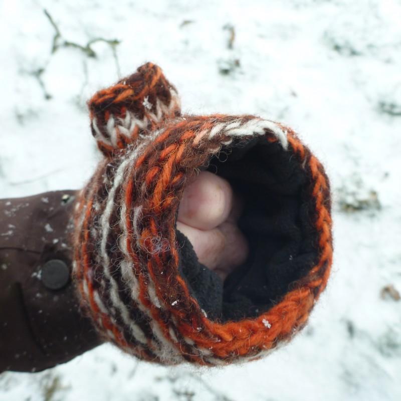 Foto 5 van Karen bij Sherpa - Women's Rimjhim Handwarmers 2 - Handschoenen