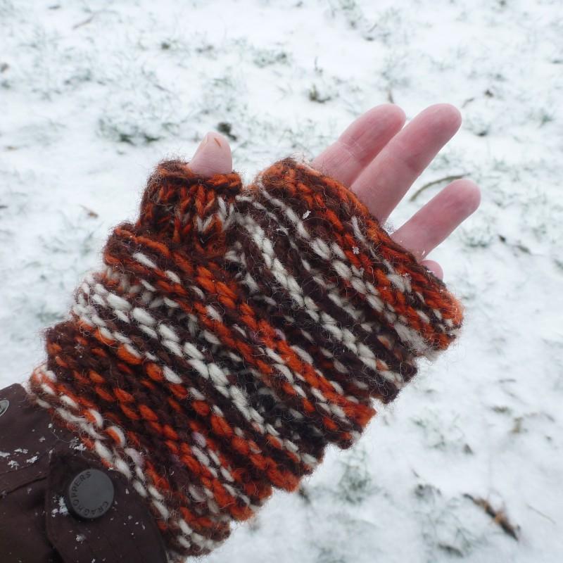Foto 3 van Karen bij Sherpa - Women's Rimjhim Handwarmers 2 - Handschoenen