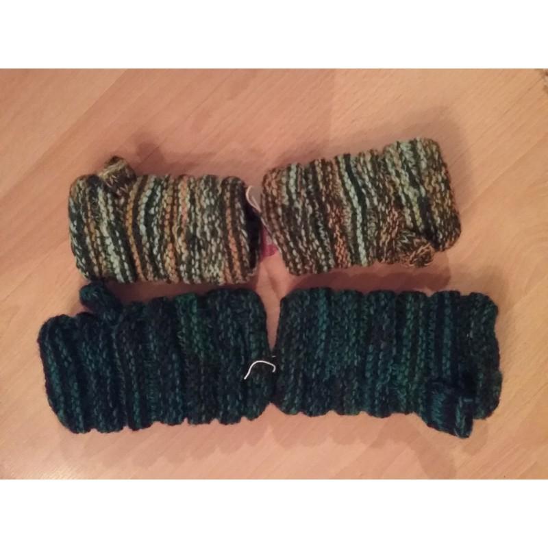 Foto 1 van Elke bij Sherpa - Women's Rimjhim Handwarmers 2 - Handschoenen