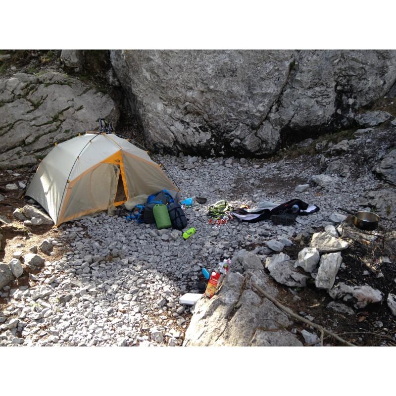 Foto 1 van Marc bij Therm-a-Rest - Trail Lite - Isomat