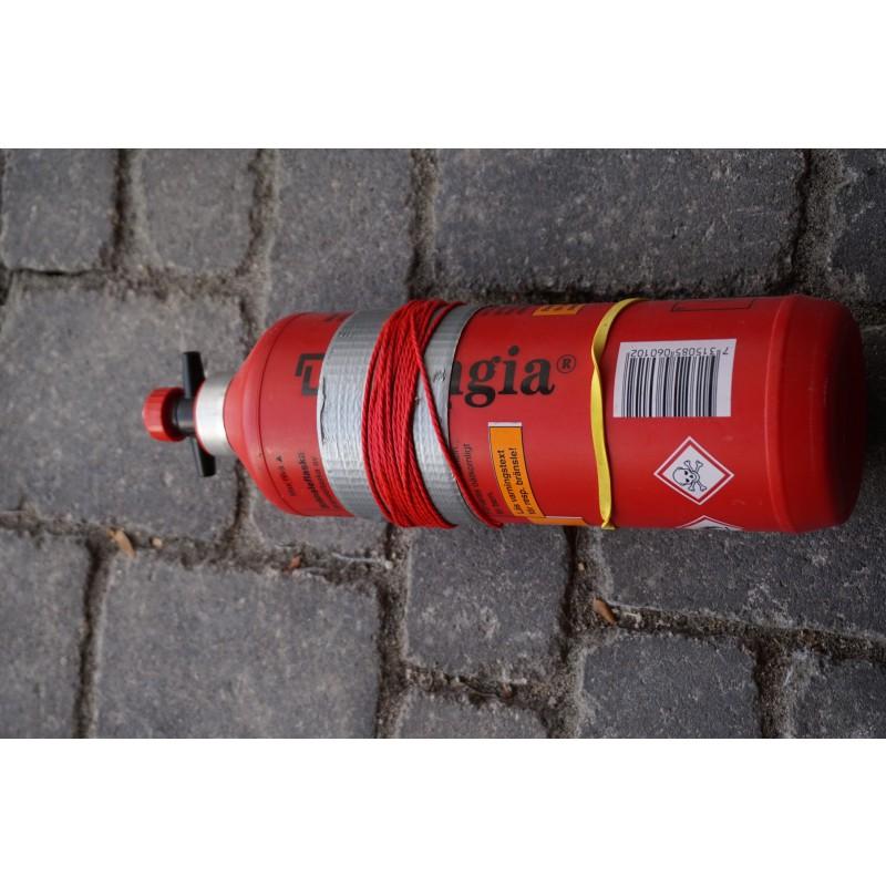 Foto 1 van Benjamin bij Trangia - Flüssigbrennstoff -Sicherheitstankflasche - Brandstoffles