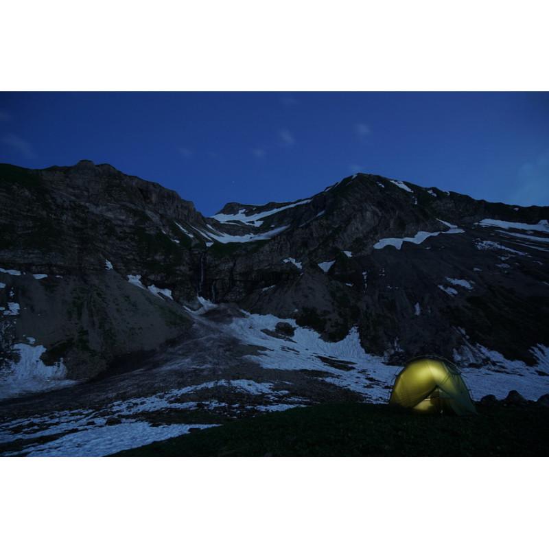 Foto 1 van Andreas bij Vaude - Power Lizard SUL 1-2P - 1-persoon-tent