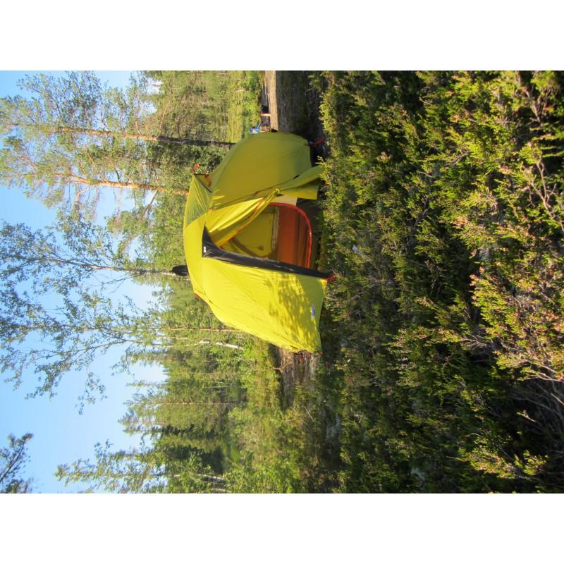 Foto 1 van Anne bij Wechsel - Precursor ''Unlimited Line'' - 4-personen-tent
