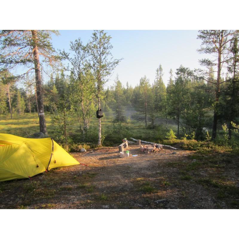 Foto 2 van Anne bij Wechsel - Precursor ''Unlimited Line'' - 4-personen-tent