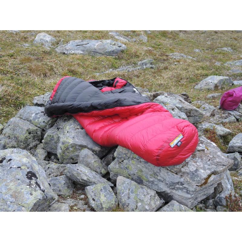 Foto 1 van Markus bij Western Mountaineering - AlpinLite - Donzen slaapzak