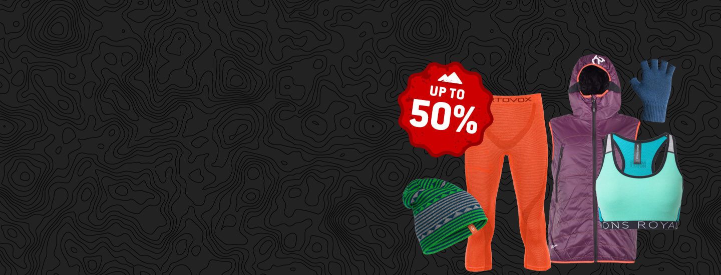 Up to 50% off merino