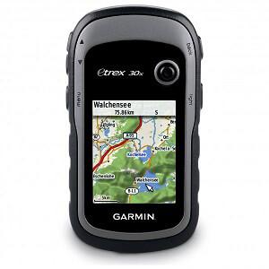 Geocaching-GPS