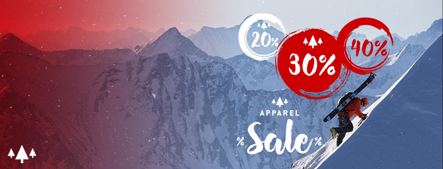 Sale starts today >>