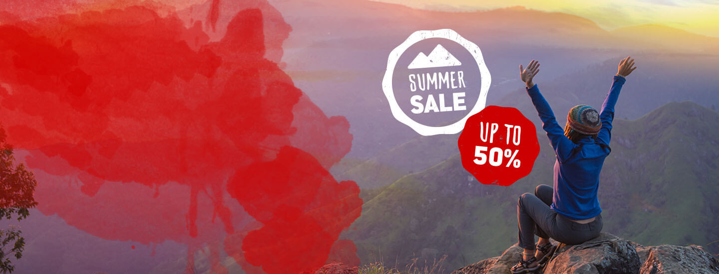 Sale just started!